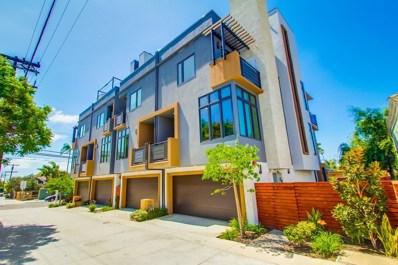 166 W Robinson Avenue, San Diego, CA 92103 - MLS#: 180051323