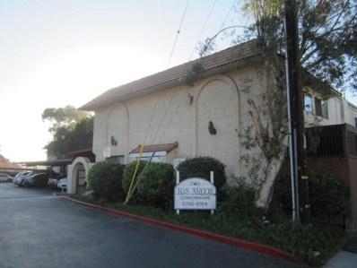 5702 Bates St UNIT 16, San Diego, CA 92115 - #: 180051331