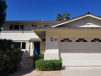 6010 Agee Street, San Diego, CA 92122 - MLS#: 180051353
