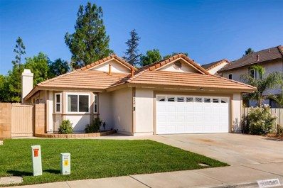 1040 Lochwood Place, Escondido, CA 92026 - MLS#: 180051355