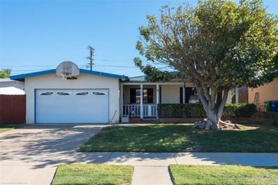 217 Joyce St, El Cajon, CA 92020 - MLS#: 180051356