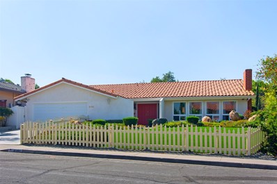 6361 Camino Corto, San Diego, CA 92120 - MLS#: 180051371