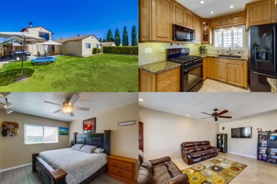 10033 Maple Tree Rd, Santee, CA 92071 - MLS#: 180051374