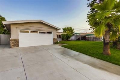 484 Tarata Court, Chula Vista, CA 91911 - MLS#: 180051380