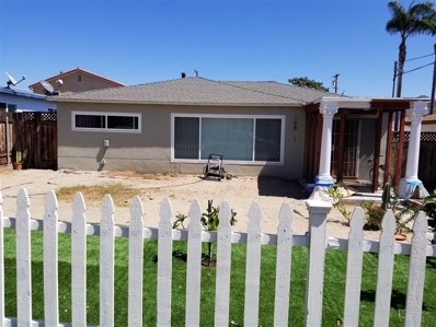 1081 7Th St, Imperial Beach, CA 91932 - MLS#: 180051401