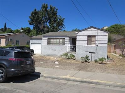 5458 Grape St, San Diego, CA 92105 - MLS#: 180051415