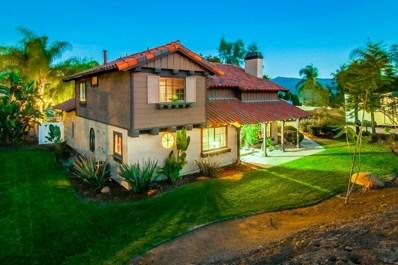 14487 Ranch Trail Dr, El Cajon, CA 92021 - MLS#: 180051463