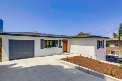 5172 Guava Ave, La Mesa, CA 91942 - MLS#: 180051485