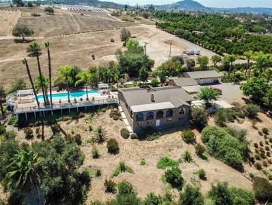 30811 Mesa Crest Rd, Valley Center, CA 92082 - MLS#: 180051524