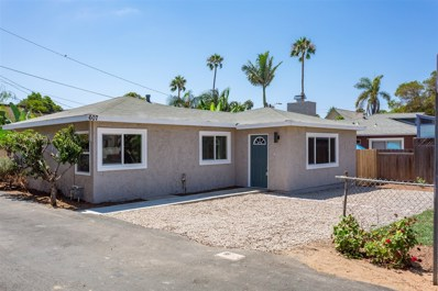 607 Windward Way, Oceanside, CA 92054 - MLS#: 180051563