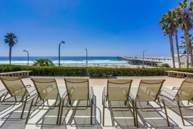 4465 Ocean Blvd UNIT 46, San Diego, CA 92109 - MLS#: 180051585