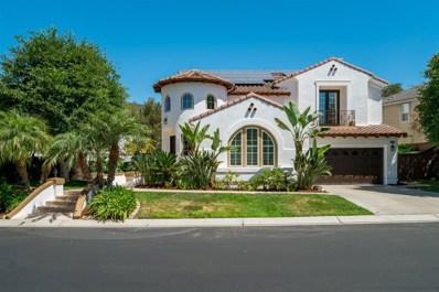 1476 Glencrest Dr., San Marcos, CA 92078 - MLS#: 180051595