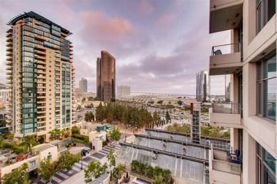 550 Front St UNIT 802, San Diego, CA 92101 - MLS#: 180051638