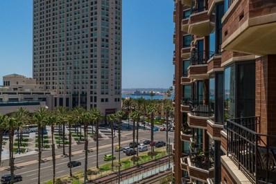 500 W Harbor Drive UNIT 708, San Diego, CA 92101 - MLS#: 180051677