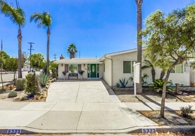 5373 Conrad Ave, San Diego, CA 92117 - MLS#: 180051692