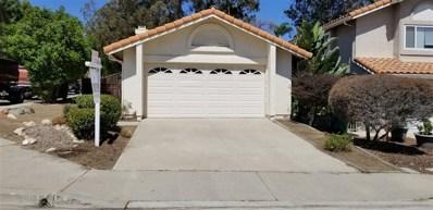 1701 Augusta Ct, El Cajon, CA 92019 - MLS#: 180051738