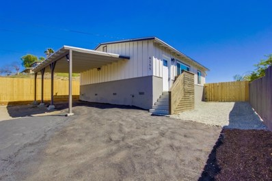 6355 Eider St, San Diego, CA 92114 - MLS#: 180051750