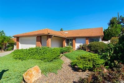 4688 Lofty Grove Dr, Oceanside, CA 92056 - MLS#: 180051759