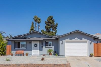 2598 Chadwell, San Diego, CA 92154 - MLS#: 180051771