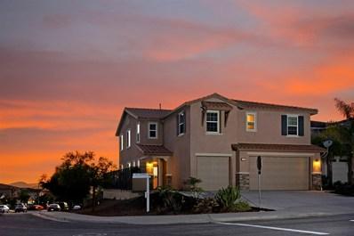1139 Vista Pointe Blvd, Oceanside, CA 92057 - MLS#: 180051815