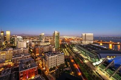 200 Harbor Drive UNIT 3001, San Diego, CA 92101 - MLS#: 180051817