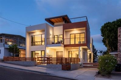 4961 Kendall St., San Diego, CA 92109 - #: 180051825