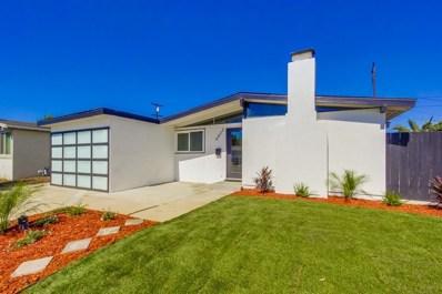4632 Bannock Avenue, San Diego, CA 92117 - MLS#: 180051831