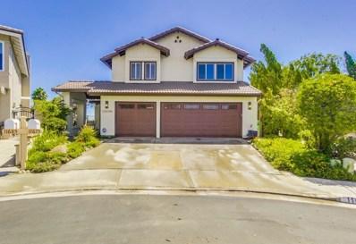 11675 Vaca Place, San Diego, CA 92124 - MLS#: 180051880