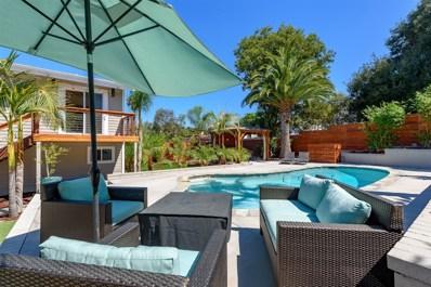 4601 Judson Way, La Mesa, CA 91942 - MLS#: 180051898