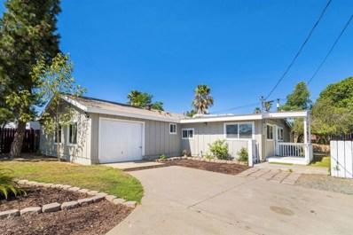 6341 Amber Lake Ave, San Diego, CA 92119 - #: 180051901