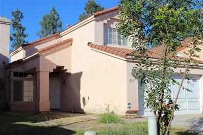 2137 Waterside Dr, Chula Vista, CA 91913 - MLS#: 180051903