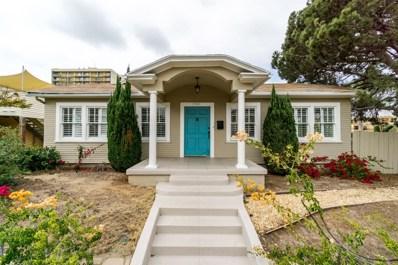 1744 Myrtle Avenue, San Diego, CA 92103 - #: 180051915