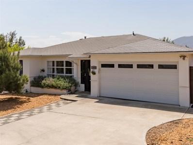 10605 Olvera Road, Spring Valley, CA 91977 - MLS#: 180051926