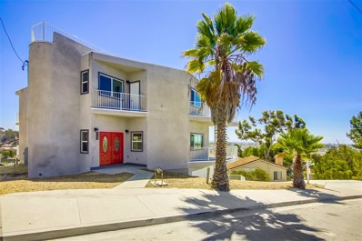 5733 Mariposa Place, San Diego, CA 92114 - MLS#: 180051935
