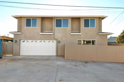 1165 Georgia Street, Imperial Beach, CA 91932 - MLS#: 180051939
