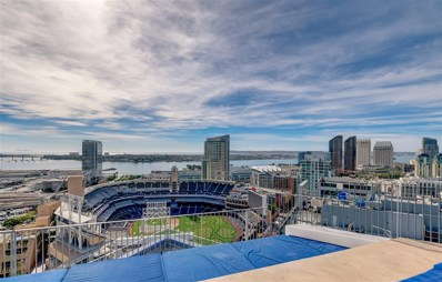 321 10th Ave UNIT 1601, San Diego, CA 92101 - MLS#: 180051969