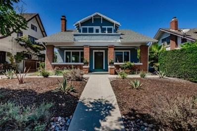 1532 30Th St, San Diego, CA 92102 - #: 180051981