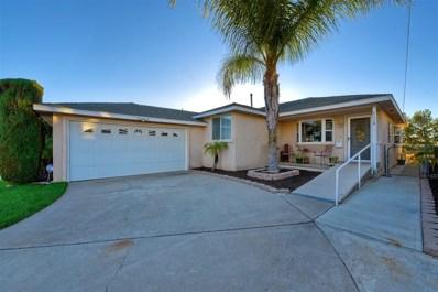 7118 Galewood St, San Diego, CA 92120 - MLS#: 180052034