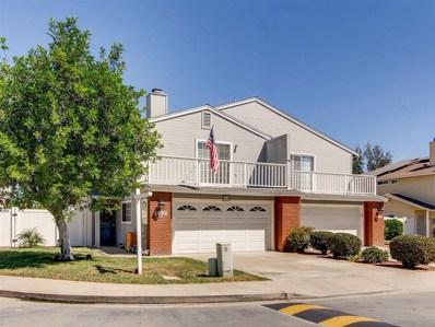 1492 Cynthia Ln, El Cajon, CA 92019 - MLS#: 180052051