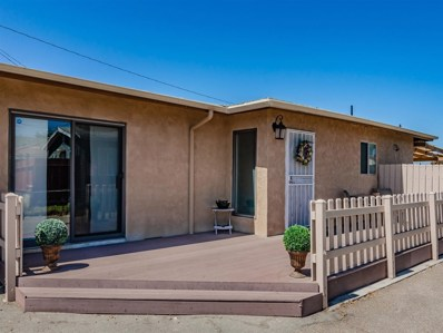 7452 Central Ave, Lemon Grove, CA 91945 - MLS#: 180052059