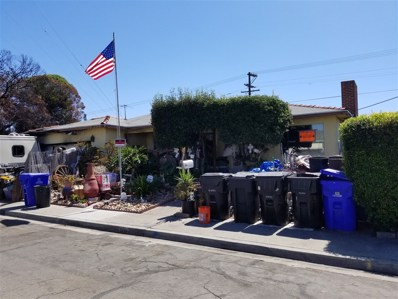 5091 Kalmia St, San Diego, CA 92105 - MLS#: 180052084