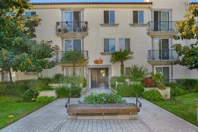2770 2nd Avenue UNIT 207, San Diego, CA 92103 - MLS#: 180052106