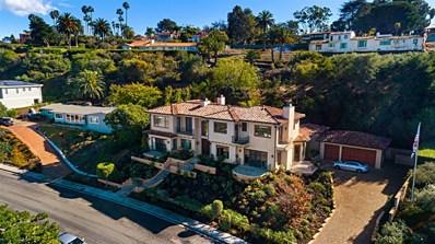 1055 Muirlands Vista Way, La Jolla, CA 92037 - MLS#: 180052110