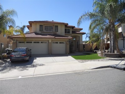 10828 Sima Court, Santee, CA 92071 - MLS#: 180052144