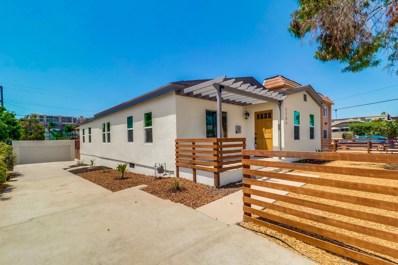 3784 Mississippi St, San Diego, CA 92104 - MLS#: 180052157