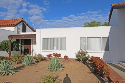 16511 Caminito Vecinos UNIT 61, San Diego, CA 92128 - MLS#: 180052222