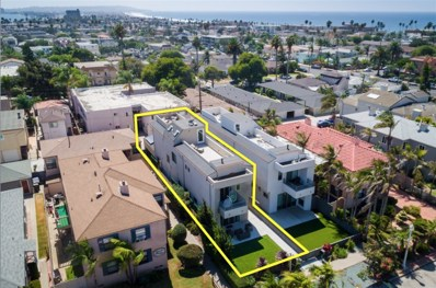945 Law Street, San Diego, CA 92109 - MLS#: 180052231