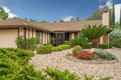 15720 Vista Vicente Dr, Ramona, CA 92065 - MLS#: 180052251
