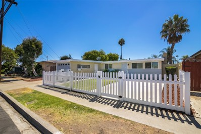 5103 Conrad Ave, San Diego, CA 92117 - MLS#: 180052257