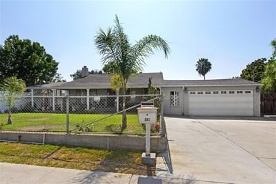 222 Norton Ave, San Diego, CA 91950 - MLS#: 180052268